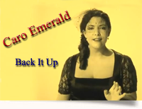 Caro Emerald � Back It Up