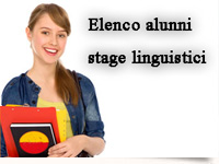 Elenco Allievi Stage Linguistici